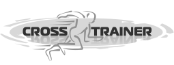 logo cross trainer